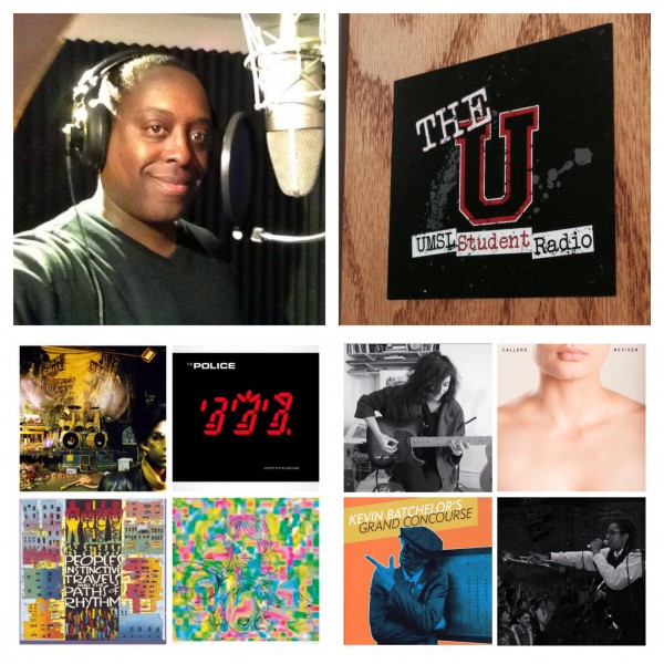 Photo Collage for Ep. 1, Vol 2. of The Show with Rod Milam