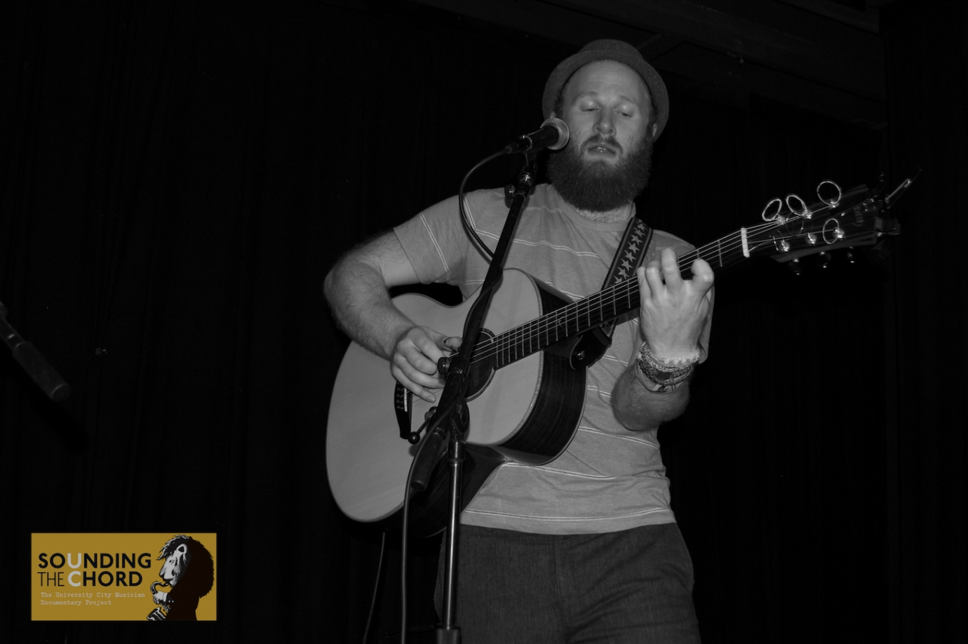 John Bolduan Performance The Focal Point (March 2014)